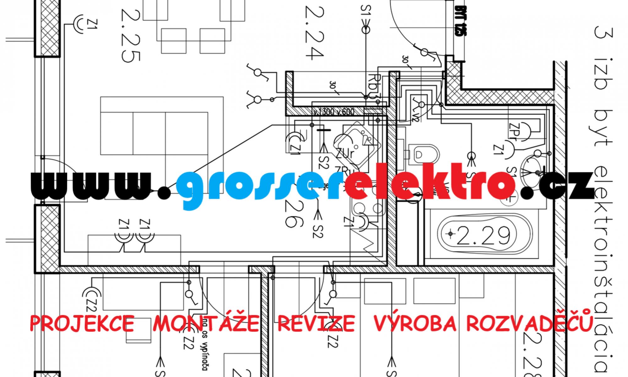 Jan Grosser - elektro